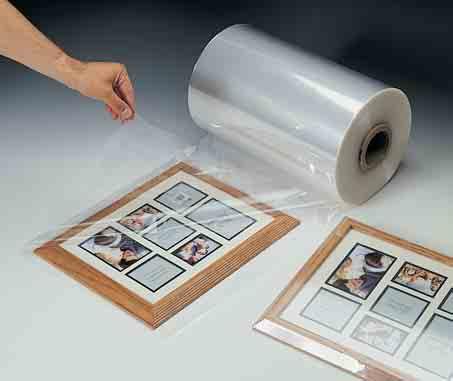 Polyolefin Center Fold Shrink Films